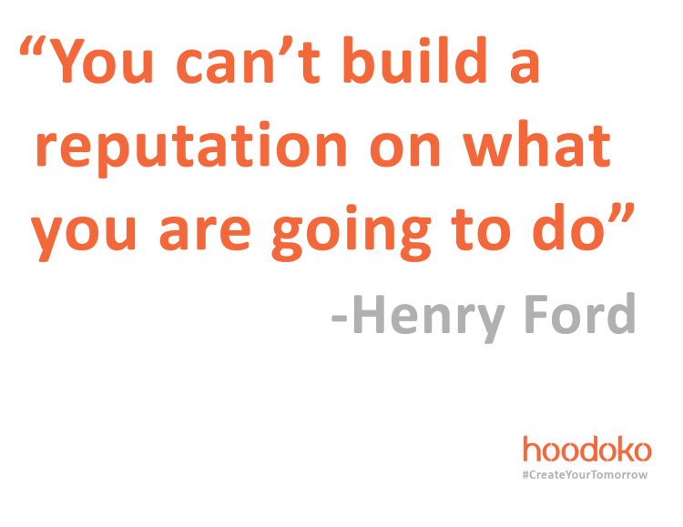 Motivation from Henry Ford