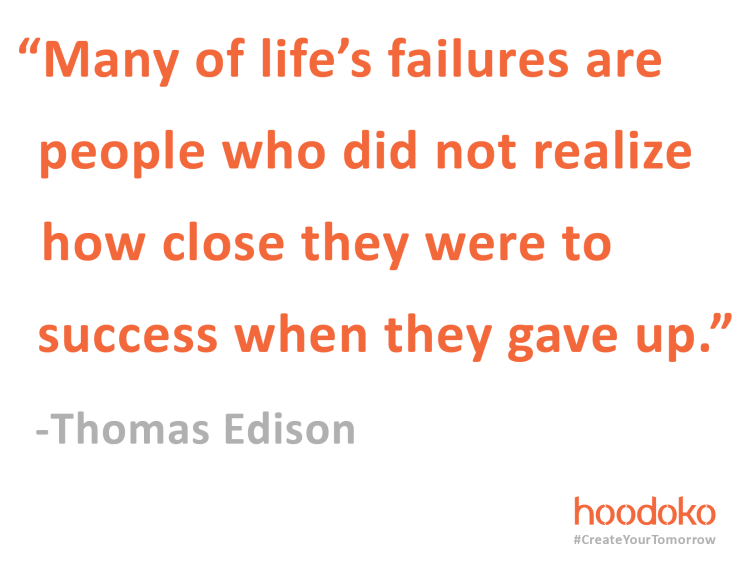 Inspiration from Edison